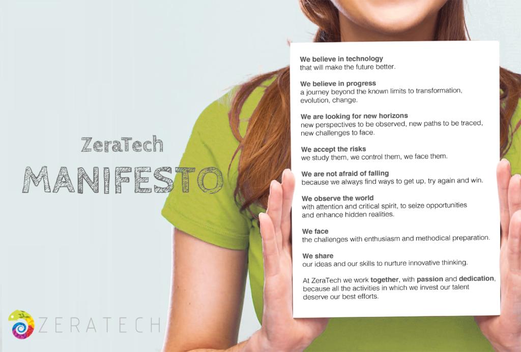 ZeraTech Manifesto Eng